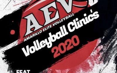 AEV Clinics 2020, 9-12 yrs old